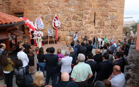 Otwarcie wystawy w Czerwonej Wieży